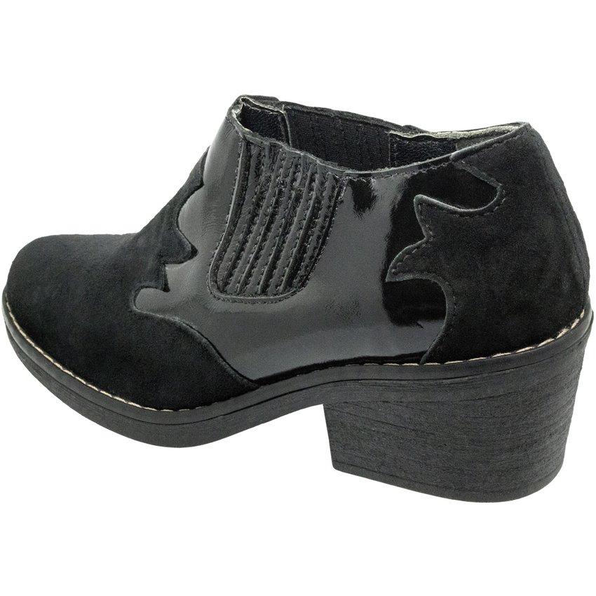 Zapato Carmen Estilo Vaquero