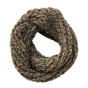 Loops Bufanda Gris Acero